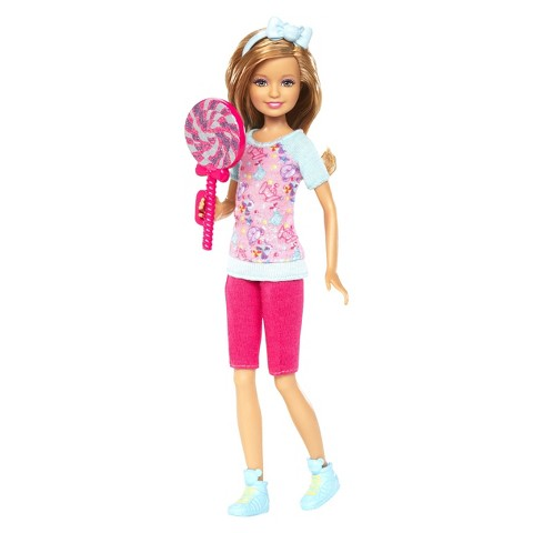 Barbie Sisters Amusement Park Stacie Doll