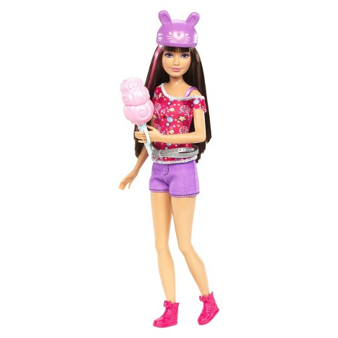 Barbie Sisters Amusement Park Skipper Doll