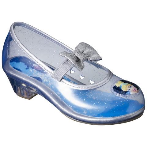 Toddler Girl's Princess Ballet - Clear
