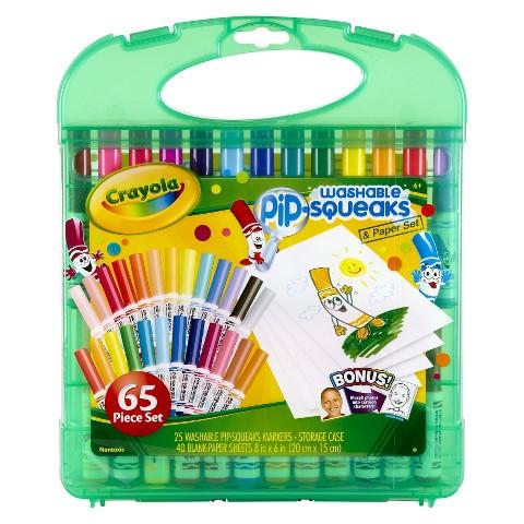 Crayola Pipsqueaks Marker Storage Set
