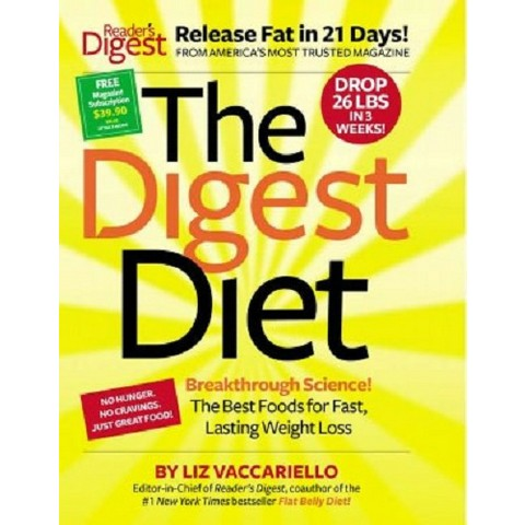 The Digest Diet (Hardcover)