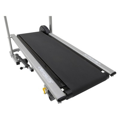 Exerpeutic 250 Manual Treadmill with Heart Pulse Sensors