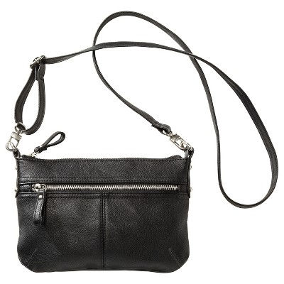 Women's Mini Crossbody Faux Leather Handbag - Merona™