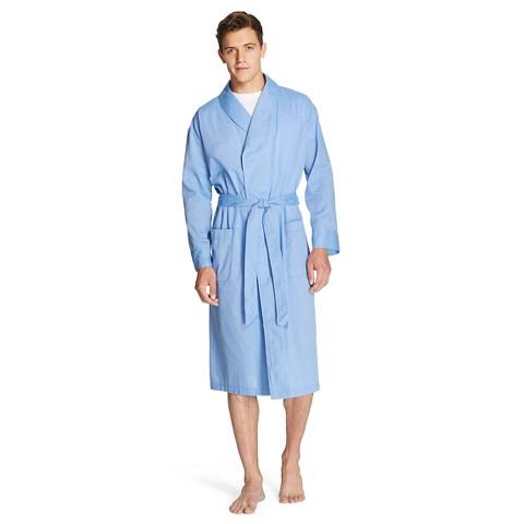 Hanes® Premium Men's Woven Robe