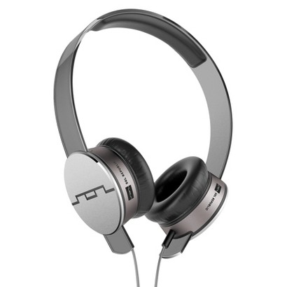SOL REPUBLIC Tracks HD On-Ear Headphones - Grey (1241-04)