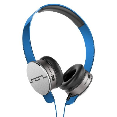 SOL REPUBLIC Tracks HD On-Ear Headphones - Blue (1241-06)