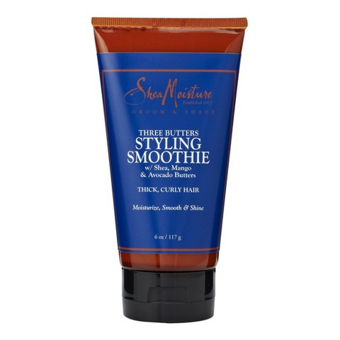 SheaMoisture Three Butters Styling Smoothie - 4 fl oz