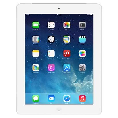 Apple® 16GB iPad with Retina display Wi-Fi + Cellular  (Sprint) - White (ME198LL/A)