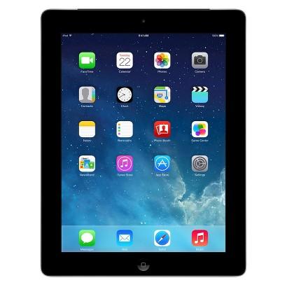 Apple® 16GB iPad with Retina display Wi-Fi + Cellular (Verizon) - Black (MD522LL/A)