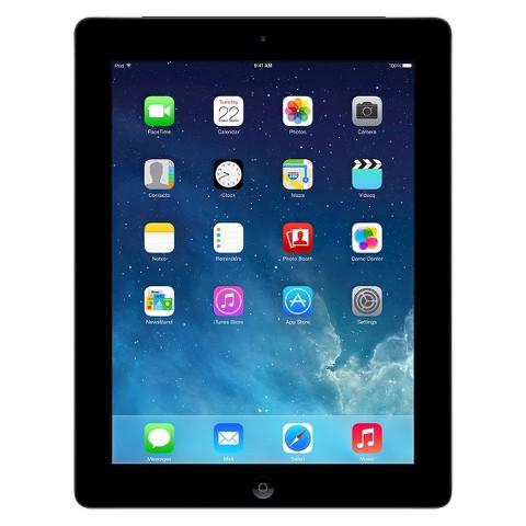 Apple® 16GB iPad with Retina display Wi-Fi + Cellular   (Sprint) - Black (ME195LL/A)