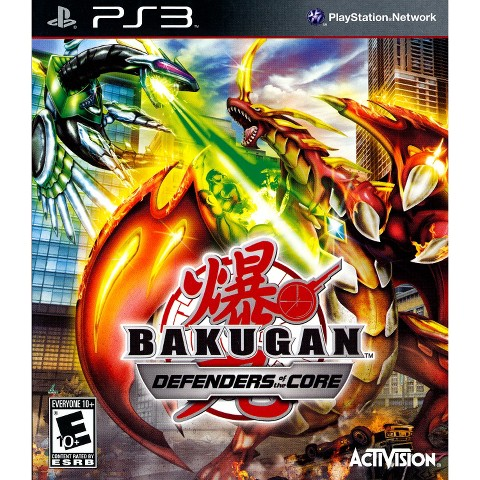 Bakugan: Defenders Of The Core PRE-OWNED (PlayStation 3)