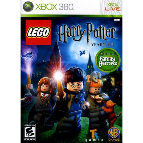 Lego Harry Potter : Years 1-4 PRE-OWNED (Xbox 360)