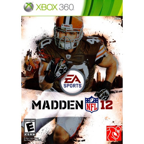 Madden NFL 12 PRE-OWNED (Xbox 360)