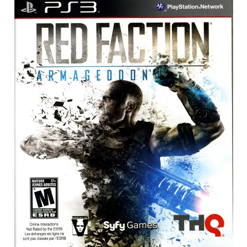 Red Faction: Armageddon PRE-OWNED (PlayStation 3)