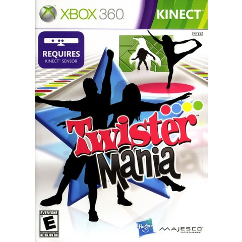 Twister Mania PRE-OWNED (Xbox 360)