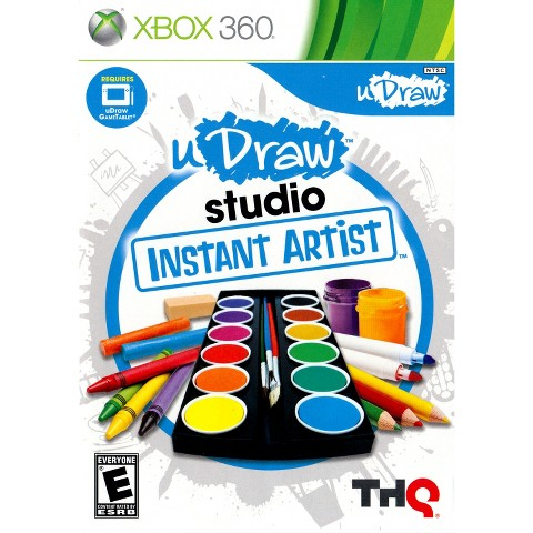 Udraw Studio : Instant Artist PRE-OWNED (Xbox 360)
