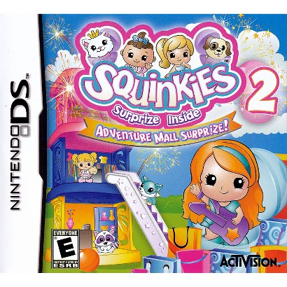 Squinkies 2 PRE-OWNED (Nintendo DS)