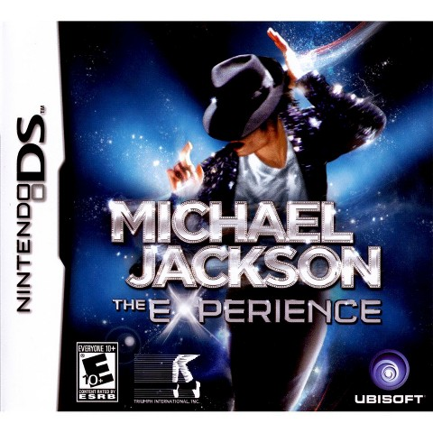 Michael Jackson: The Experience PRE-OWNED (Nintendo DS)