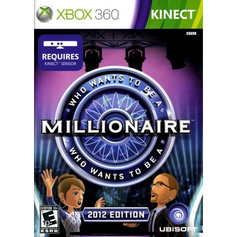 Who Wants To Be A Millionaire? PRE-OWNED (Xbox 360)