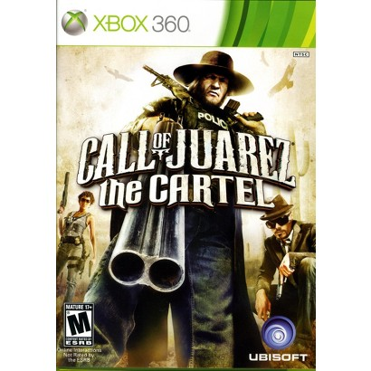 Call Of Juarez: The Cartel PRE-OWNED (Xbox 360)