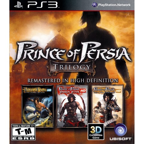 Prince Of Persia Classic Trilogy PRE-OWNED (PlayStation 3)