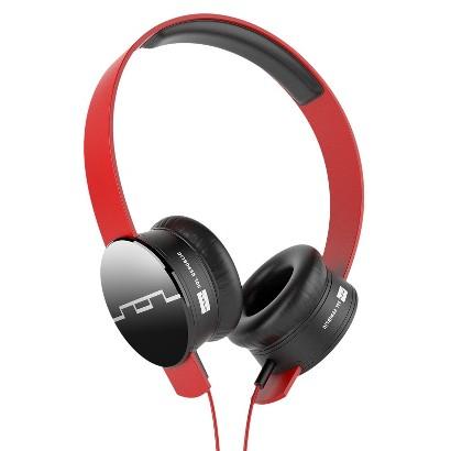 SOL REPUBLIC Tracks On-Ear Headphones - Red (1211-03)