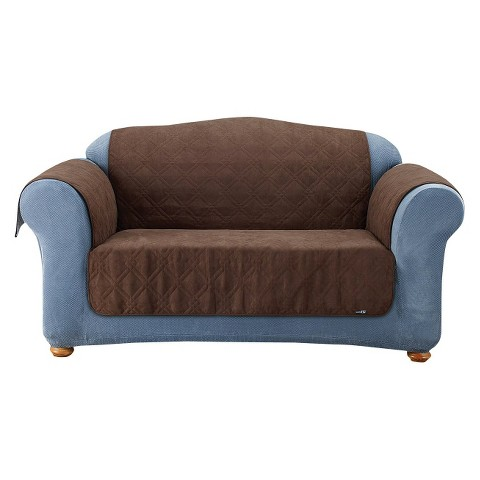Sure Fit Quilted Suede Furniture Friends