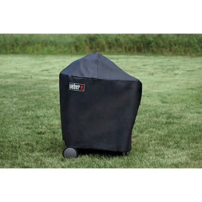 Weber® Premium Cover - Performer Silver Charcoal Grills