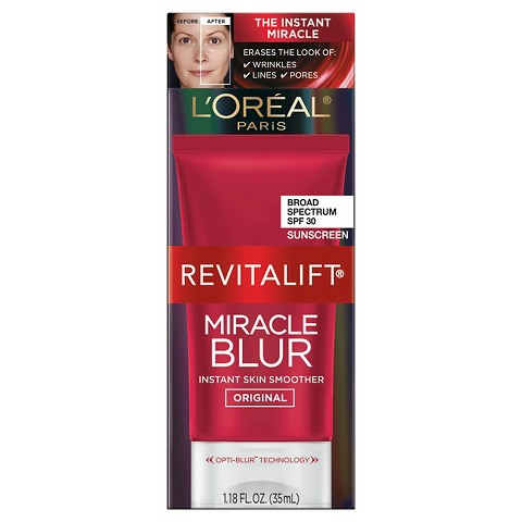 L'Oreal® Paris Revitalift Miracle Blur Instant Skin Smoother - 1.18 fl  oz