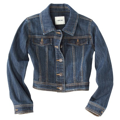 Girls' Denim Jacket
