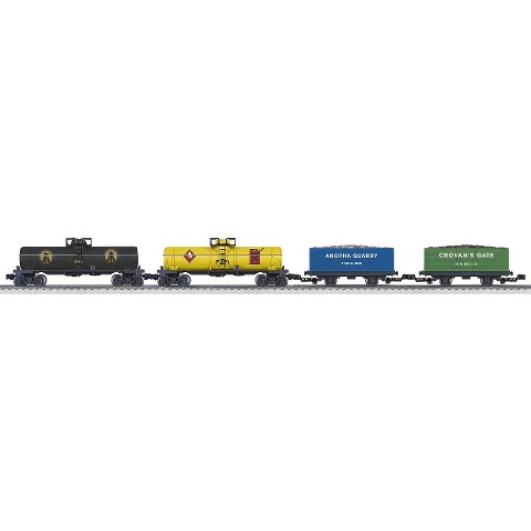 Lionel Sodor Tankcar & Wagon Expansion Pack