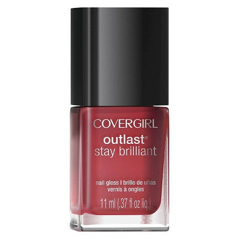 CoverGirl Outlast Stay Brilliant Nail Gloss