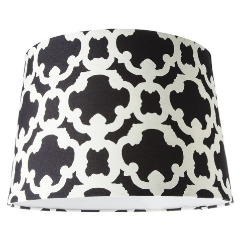 Threshold™ Flocked Lamp Shade - Large