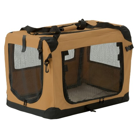 SUNCAST 23 SOFT SIDED PET KENNEL  - 23""