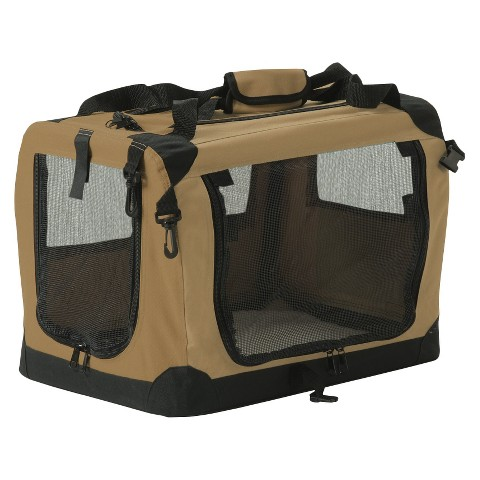 SUNCAST 19 SOFT SIDED PET KENNEL  - 19""