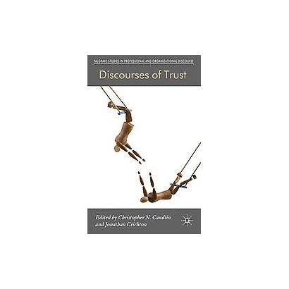 Discourses of Trust (Hardcover)