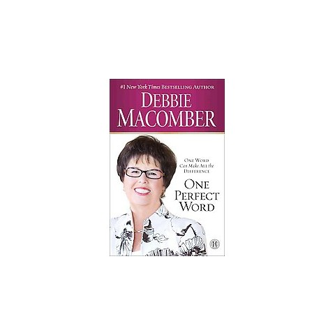 One Perfect Word (Reprint) (Paperback)