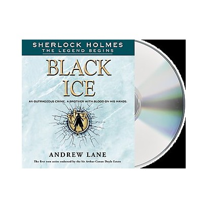 Black Ice (Unabridged) (Compact Disc)