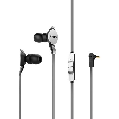 SOL REPUBLIC Amps HD In-Ear Headphones - Aluminum Gray (1161-34)