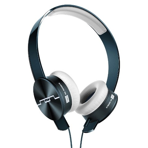 SOL REPUBLIC Tracks Ultra On-Ear Headphones with Remote and Mic - Blue (1261-00)