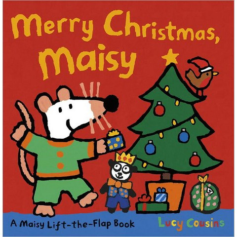 Merry Christmas, Maisy by Lucy Cousins (Hardcover)