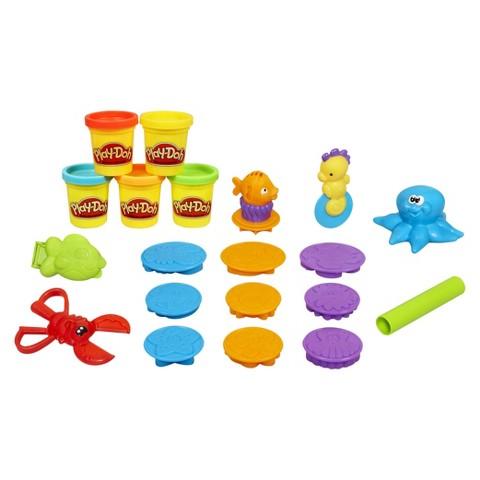 Play-Doh Aquarium Friends