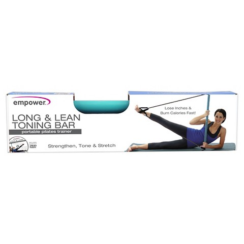 Empower™ Long & Lean Toning Bar with DVD
