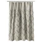 Threshold™ Pintuck Shower Curtain