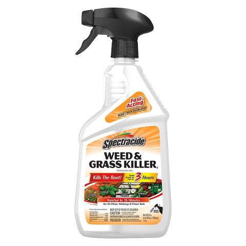 Spectracide Weed & Grass 26oz Ready to Use
