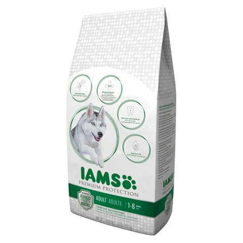 Iams Premium Protection Adult Dry Dog Food 4.4 lbs