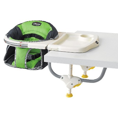Chicco 360 Hook-on High Chair - Midori Green