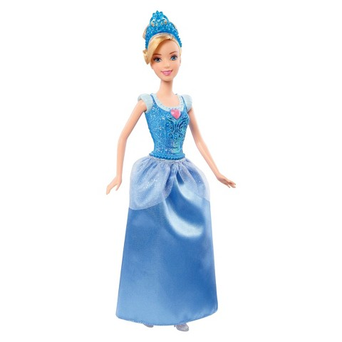 Disney® Princess Sparkling Princess Cinderella Doll