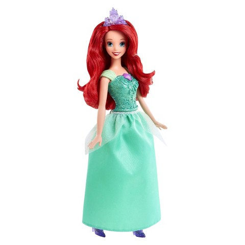 Disney® Princess Sparkling Princess Ariel Doll