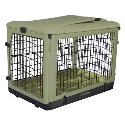Other Door Steel Crate w/ Pad
